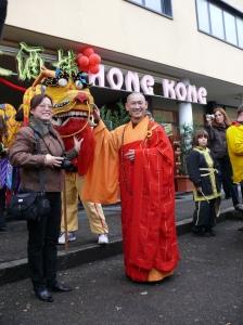 Buddhist Monk - Monao Buddhista