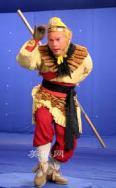 Beijing Opera - Sun Wu Kong - Opera di Pechino