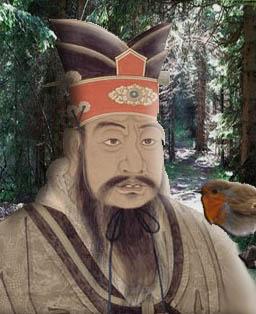 Confucio e l'uccellino