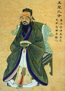Kongfuzi - Confucius - Confucio