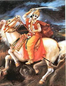 Kalki e la fine del Kali Yuga