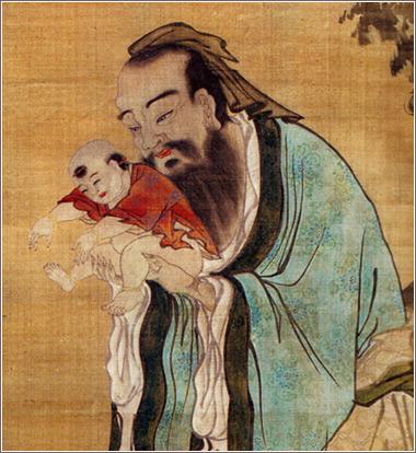 Lao Zi - Invece di maledire il buio è meglio accendere una candela.