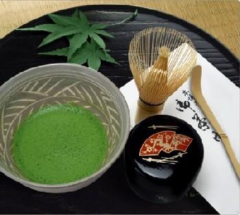 Materiali per cerimonia del Tè