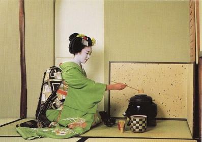 CHA NO YU - Cerimonia Giapponese