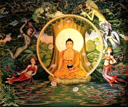 Purezza e fermezza del Buddha