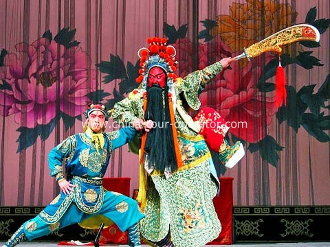 Teatro Tradizionale Cinese