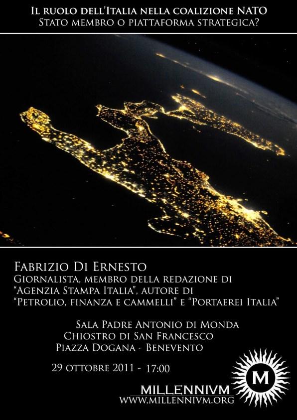 Il ruolo della Repubblica Italiana nella Coalizione NATO